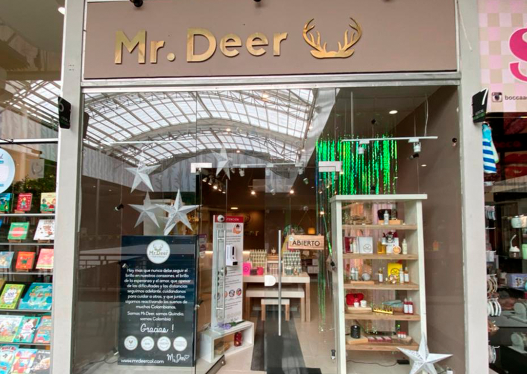 Mr.DEER BATH & BEAUTY