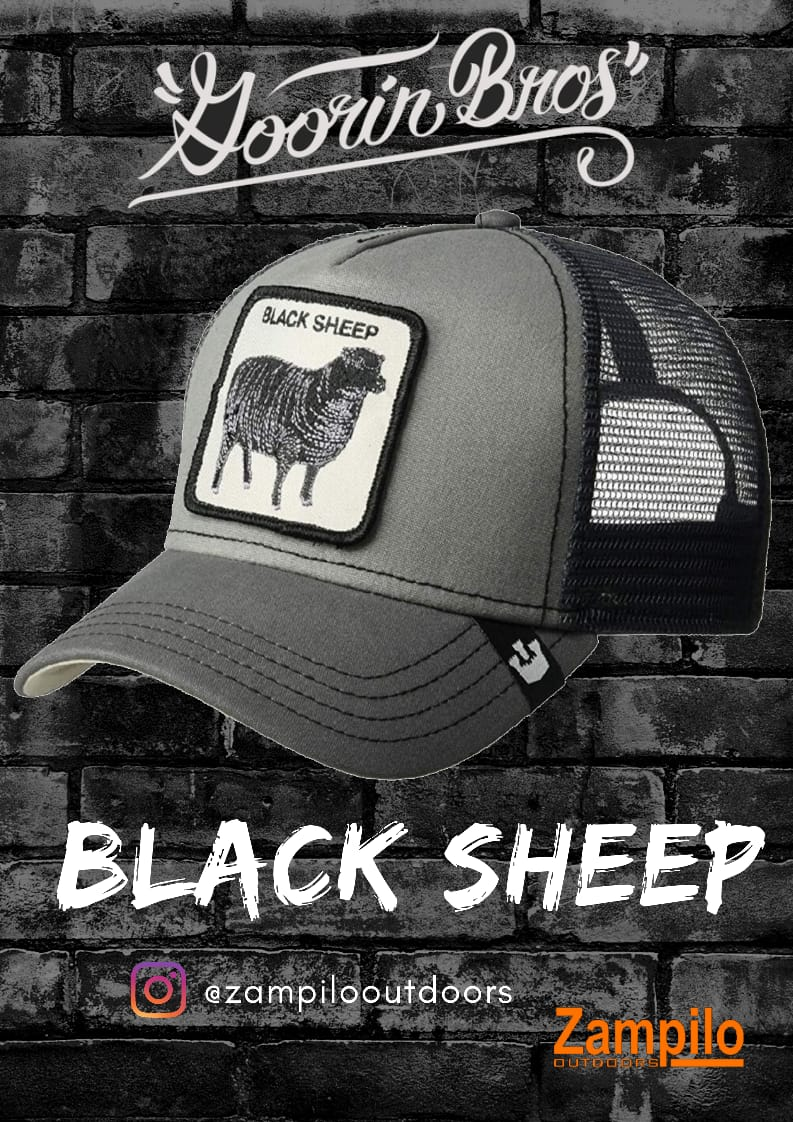 GORRA BLACK SHEEP