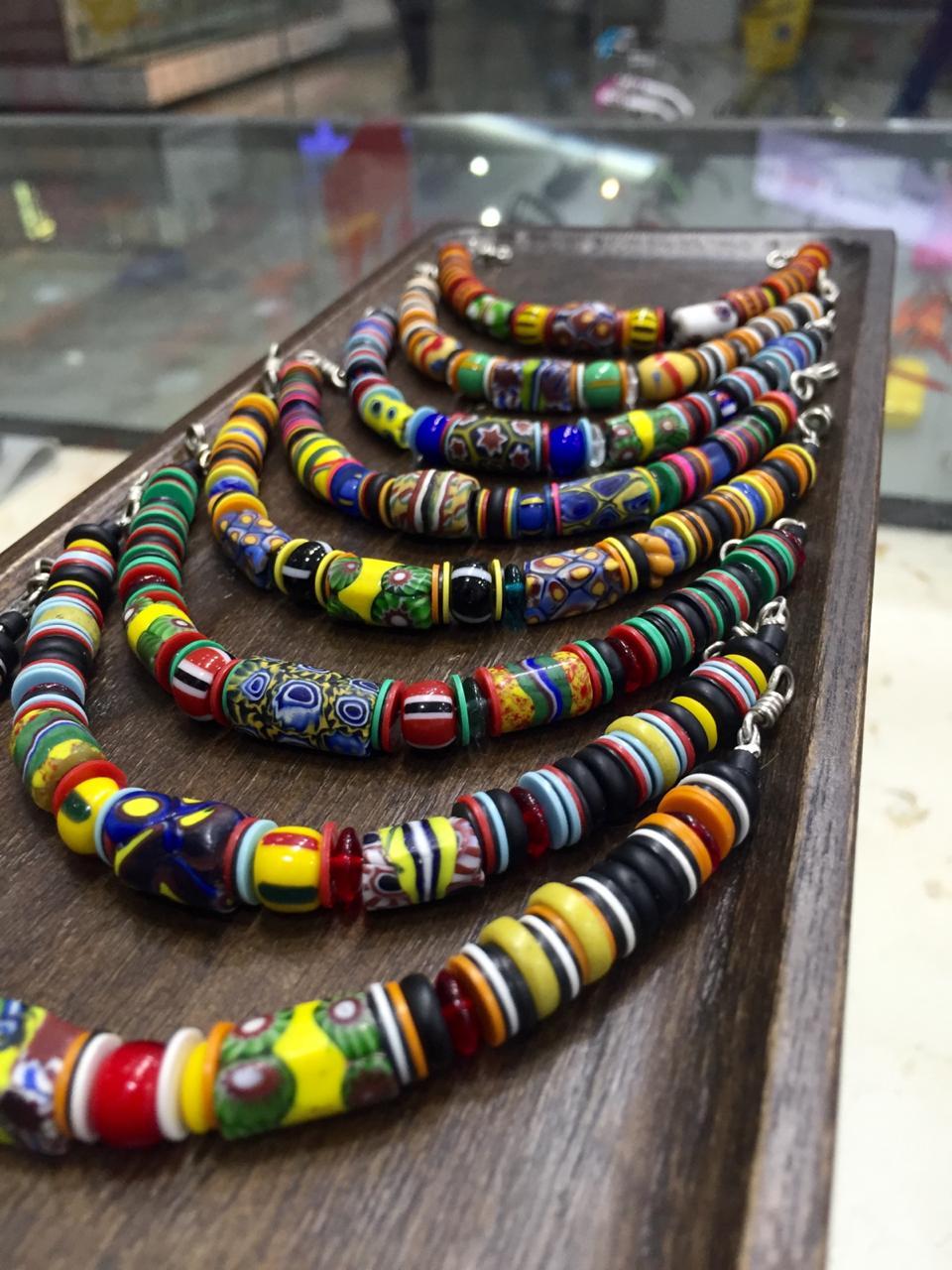 Manillas Artesanales Multicolores