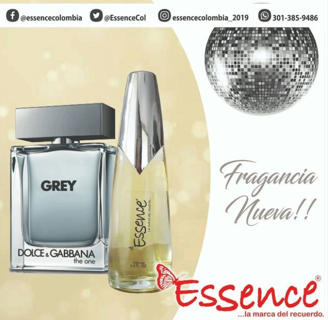 fragancia grey