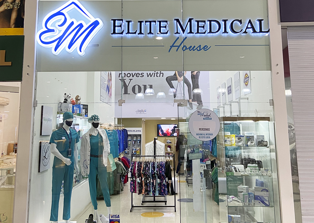 ELITE MEDICAL HOUSE