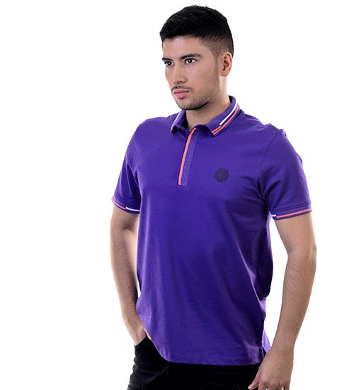 Polo violeta