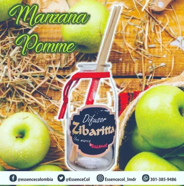 Esencia manzana