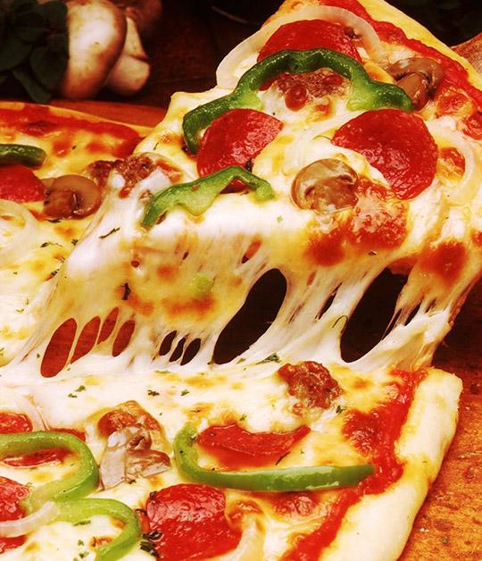 EL MUNDO DE LA PIZZA